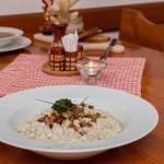 Domácí bramborové halušky – špek, štamprle – Žinčice