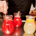 Domácí limonáda malinová nebo zázvorová